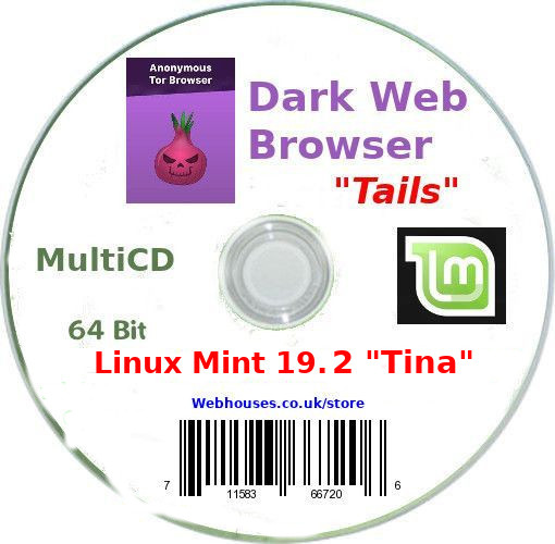 Tails Secure Multiboot with Mint 19.2 Installation DVD