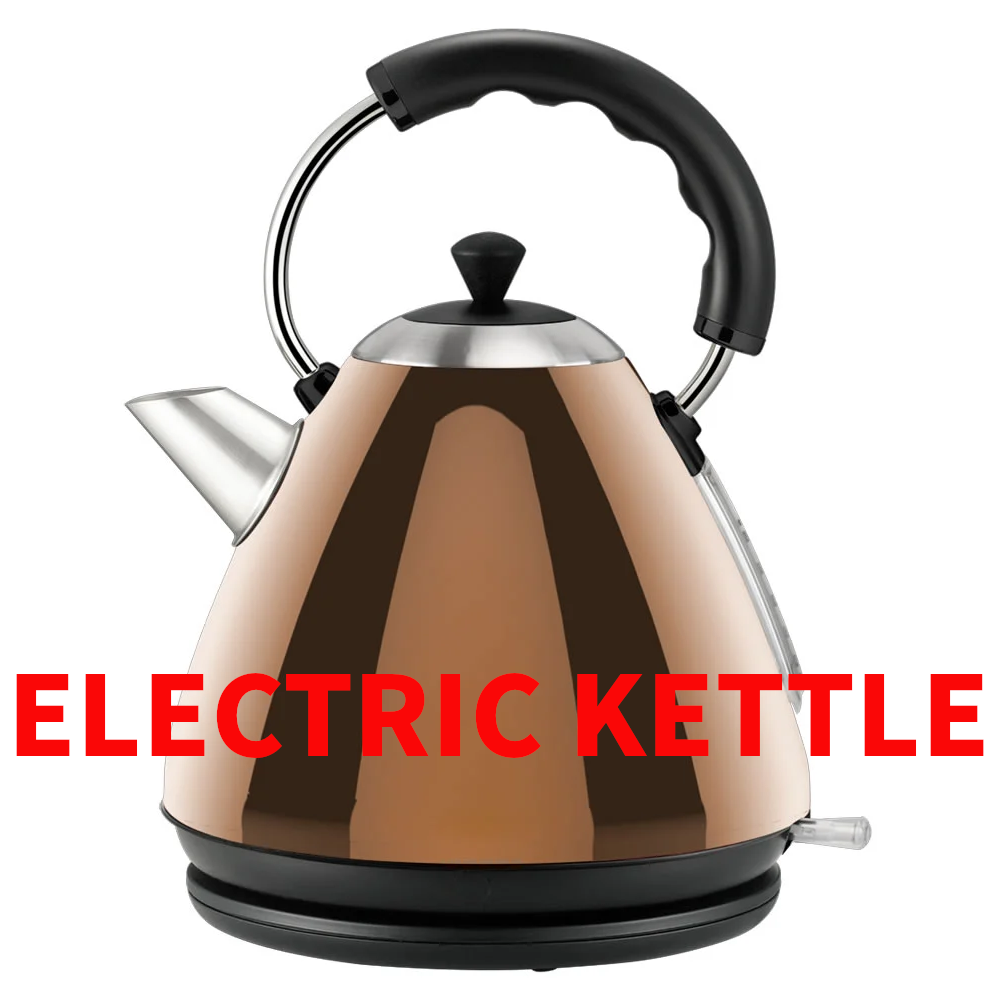 Cavaletto 1.7L Stainless Steel Electric Kettle by Tower