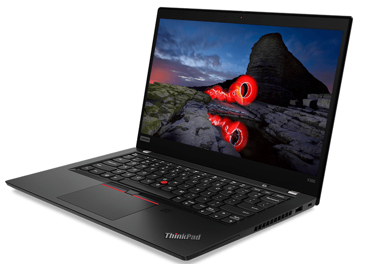 "Lenovo T495 with AMD processor 14"" screen"